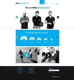 kNet Development, web design
