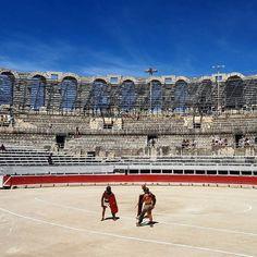 Fighting in Arles