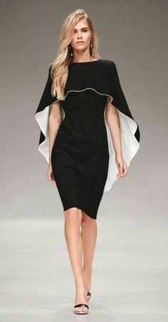 a9375a8010b Escada Resort 2017 Fashion Outfits, Fashion Cape, Fashion Show Dresses,  Vogue Fashion,