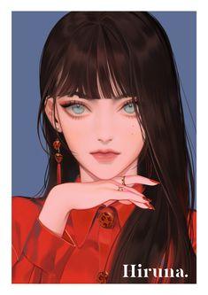 Fille Anime Cool, Cool Anime Girl, Beautiful Anime Girl, Anime Art Girl, Anime Character Drawing, Cute Anime Character, Character Art, Character Design, Illustration Art Drawing