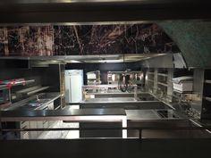 CG diseño de la cocina para François Geurds en Rotterdam