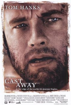 Cast Away 27x40 Movie Poster (2000)