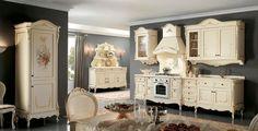 Sala da pranzo stile veneziano barocco | Interior design | Pinterest ...