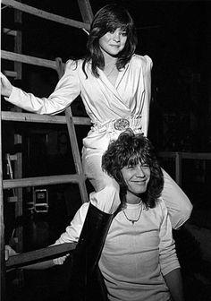 Valerie Bertinelli, Eddie Van Halen, Rock N Roll, Retro, Superstar, Movie Tv, Singer, Couples, Music