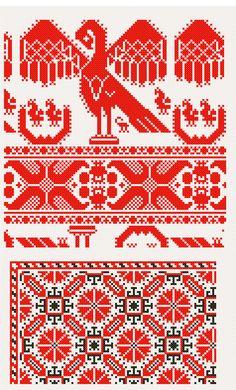 Free Hungarian patterns