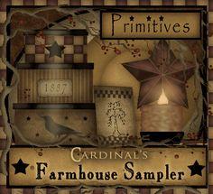 Cardinal's Farmhouse Sampler