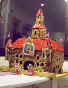 "Peach's Castle - ""Super Mario 64"" 