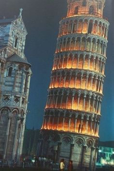 The Leaning Tower of Pisa, Italy   Incredible Pictures #ItalyTravelInspiration