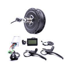 d0a107fe18e972 2017 48v500w Shengyi Dgw22c Rear Cassette Electric Bike Conversion Kit  Brushless Hub Motors with EBike system