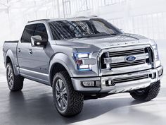 2015 Ford F150 Atlas....Love this truck!!