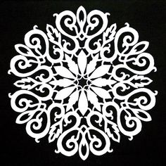 Snowflake Papercuts – quilt rat – Webová alba Picasa