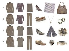 The Vivienne Files: taupe
