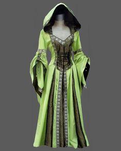 Mittelalter*Brautkleid*Gewand*Gr. 36-40*Kleider von HOFKLEID BERLIN auf DaWanda.com
