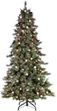 Sterling 7.5' Hrd/Mxd Ndl Arcadia Fir Home Decor, 41InL x 48InW x 90InH, Green *** Click on the image for additional details. (This is an affiliate link) Christmas Tree Clear Lights, Pre Lit Christmas Tree, Christmas Tree Decorations, Holiday Decor, Christmas Time, White Spruce, Spruce Tree, Entryway Furniture, Metal Tree