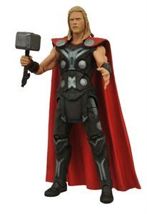 Show details for Marvel Select Avengers Age of Ultron Thor Action Figure