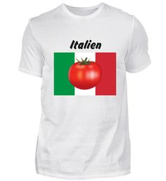 Italien Tomate Schwarz T-Shirt Shirts, Vegetables, Black Tee Outfit, Tomatoes, Italy, Vegetable Recipes, Veggie Food, Shirt, Veggies