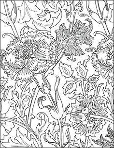 william morris embroidery designs google search