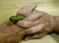 Rick Hebenstreit's The Strange Case of the Man Who Has a Pickle for a Finger