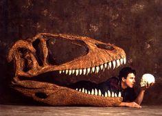 Prehistoric animals: Carcharodontosaurus