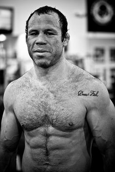 WANDERLEI SILVA one of my all time fav fighters