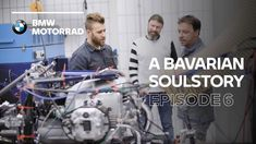 A Bavarian Soulstory - Episode Boxer Engine Boxer, Engineering, Abs, Youtube, Bmw Motorrad, Crunches, Abdominal Muscles, Boxer Pants, Technology