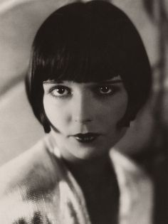 Louise Brooks - Launch of Louise Brooks Online!, via Flickr.