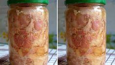 Fantastický tradičný recept na zaváraný bravčový bôčik s rascou - Vynikajúca pochúťka! - Báječná vareška