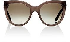 CHLOÉ Boxwood Cat-Eye Sunglasses. #chloé #all