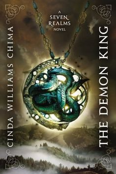 The Demon King (A Seven Realms Novel) by Cinda Williams Chima, I read all three books in this series, lots of twist and turns. Good read. http://www.amazon.com/dp/1423121368/ref=cm_sw_r_pi_dp_LPgsrb1896DS3