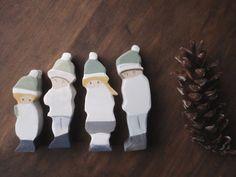 winter in the forest | waldorf figures -waldorf- prettydreamer - 4