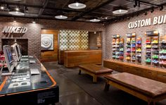 NIKE RETAIL DESIGN on Adweek Talent Gallery