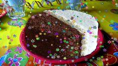 Tort z bitą smiataną