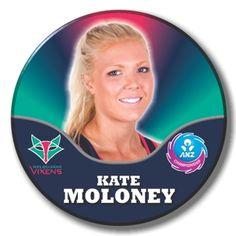 Kate Moloney- C,WD