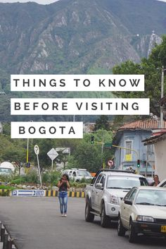 I did not know much about Bogota, Colombia before I decided to visit. I did  some research and I noticed a lot of articles talked about things to do in Bogota as opposed to what to expect in the city. I took mental notes of things that I thought every traveler should be aware of since they all stood out in their...