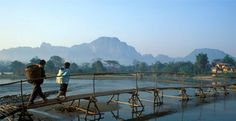 Circuit au Laos