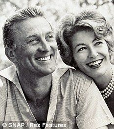 "Kirk Douglas & Anne Buydens...married May 29, 1954    Douglas, 94, and his wife have the longest-lasting marriage in Hollywood - 57 years. Douglas credits that to his steadfast, supportive wife - ""You can tell a lot about a guy by the woman he marries."""