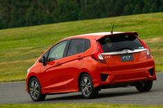 The Comfortable Fuel Efficiency of the 2015 Honda Fit