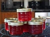 Peach Raspberry Jam - This is a wonderful combination of flavors. Make this jam to give to friends and family, but make sure you keep a jar for yourself.