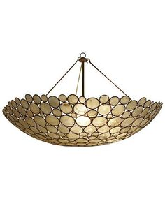 this serena lamp has to go in my future home. Circles are awesome. From Alice lane home collection