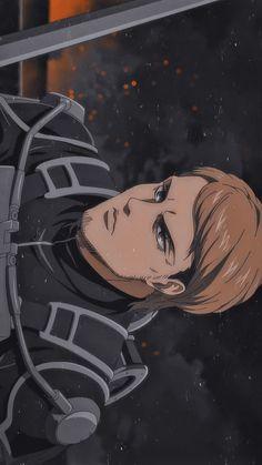 Kpop Anime, Anime Guys, Manga Anime, Anime Art, Attack On Titan Jean, Attack On Titan Fanart, Anime Films, Anime Characters, Vintage Anime