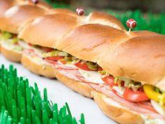 Giant Hoagie Recipe | Trisha Yearwood | Food Network