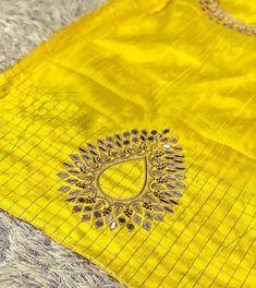 Cutwork Blouse Designs, Pattu Saree Blouse Designs, Simple Blouse Designs, Salwar Designs, Stylish Blouse Design, Bridal Blouse Designs, Blouse Neck Designs, Mirror Blouse Design, Mirror Work Blouse
