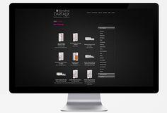 Monitor, Website