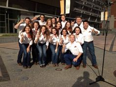 Texas/OU Red River Rivalry Sing-Off Dallas, Texas  #Kids #Events