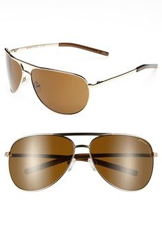 Smith Optics 'Serpico' 66mm Polarized Sunglasses available at #Nordstrom.  These are a favorite and are awesome lenses and sunglasses
