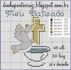 Thrilling Designing Your Own Cross Stitch Embroidery Patterns Ideas. Exhilarating Designing Your Own Cross Stitch Embroidery Patterns Ideas. Cross Stitch Tree, Cross Stitch Heart, Cross Stitching, Cross Stitch Embroidery, Religious Cross Stitch Patterns, Cross Stitch Christmas Ornaments, Christmas Embroidery Patterns, Communion, Crosses