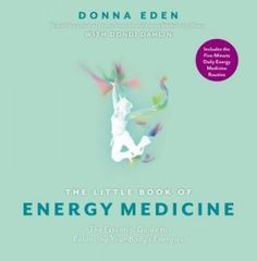 #GiftGuide for the health nut! THE LITTLE BOOK OF ENERGY MEDICINE by Donna Eden