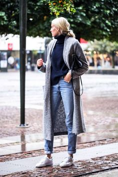 A Blogger-Approved Casual Cool Look For Fall And Winter