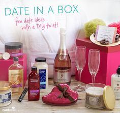 Date in a Box: Fun date ideas with a DIY twist! | Cardstore Blog