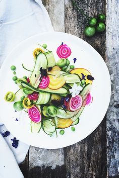 fresh salads, foodphotography Salads, Plates, Fresh, Tableware, Kitchen, Licence Plates, Dishes, Dinnerware, Cooking